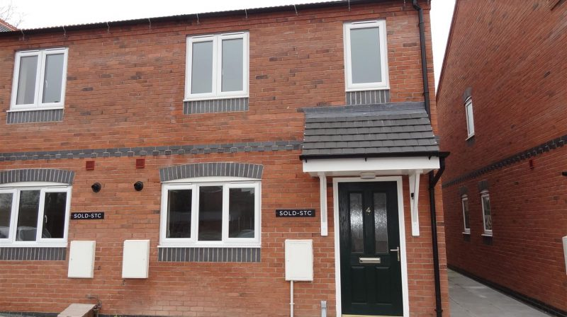 4 Dove Court, Shrewsbury, SY4 2BE Let Agreed