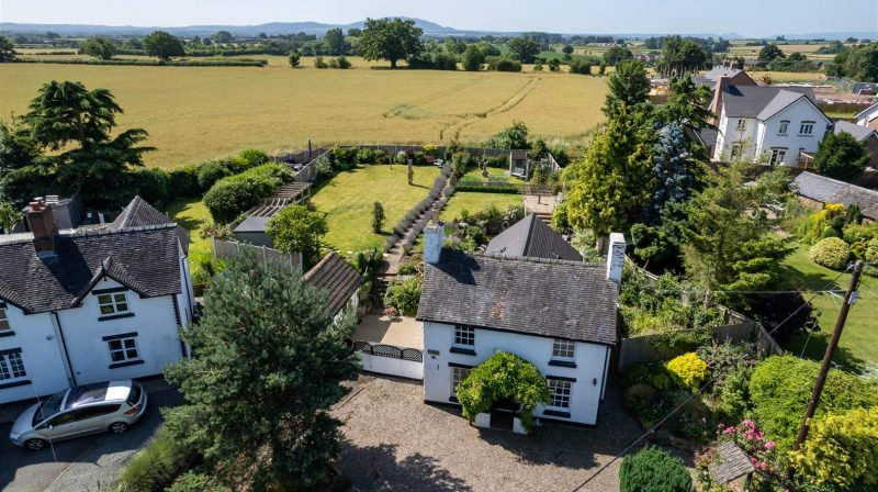 Fir Tree Cottage Waters Upton, Telford, TF6 6NP For Sale