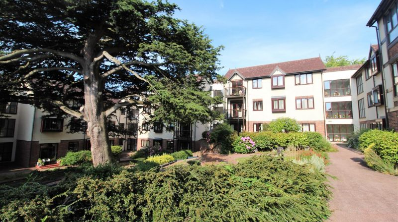 Apartment 421, The Cedars Abbey Foregate, Shrewsbury, SY2 6BY For Sale