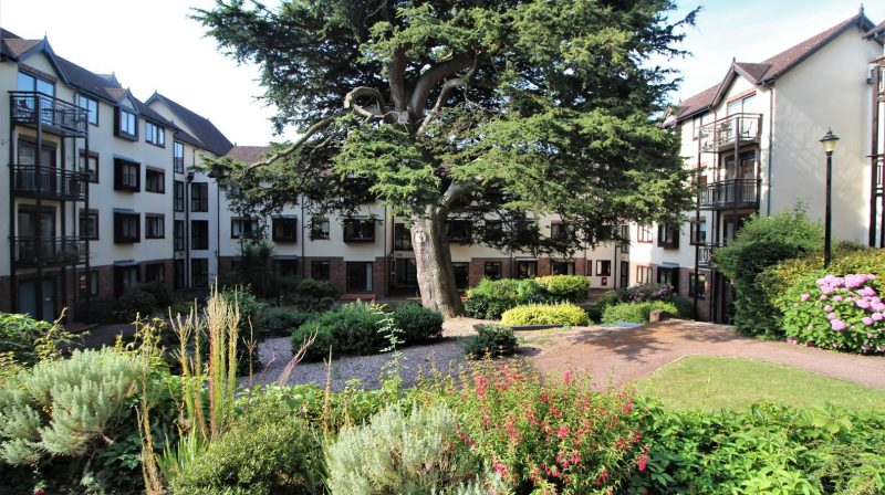 Apartment 306, The Cedars Abbey Foregate, Shrewsbury, SY2 6BY For Sale