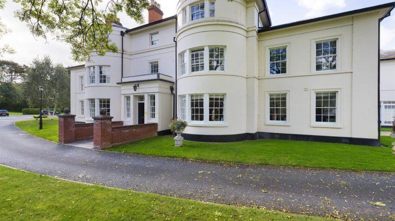 7 Oxon Hall Holyhead Road, Shrewsbury, SY3 8BW For Sale