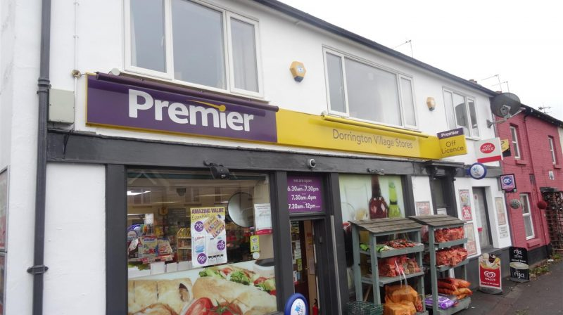 The Flat The Village Stores, Main Road, Shrewsbury, SY5 7JB To Let