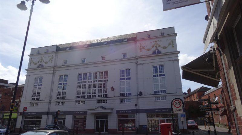 Apartment, 6 Theatre Royal, Shrewsbury, SY1 1HR Let Agreed