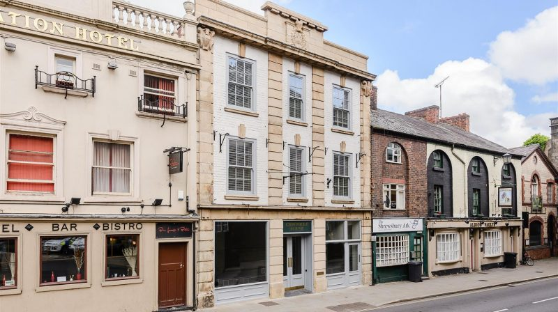 Apartment 1 Chronicle House, Shrewsbury, SY1 2DJ To Let