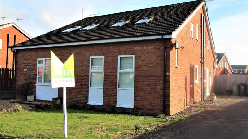 85 Somerset Way, Wem, SY4 5TW Let Agreed