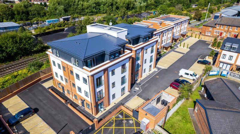 Penthouse 2 Albury Place, Shrewsbury, SY1 2EY For Sale